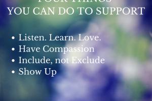 Mental Illness Awareness Week – 2014